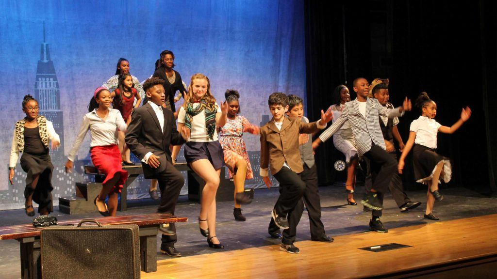 Youth Broadway Theatre Production